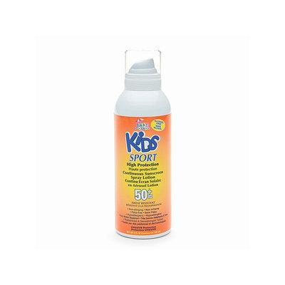 Kids Sport by Baby Blanket Continuous Spray Sunscreen SPF 50+