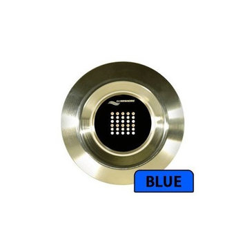 Lumishore THX72-B-FF Flush Fit Underwater Light (Blue)
