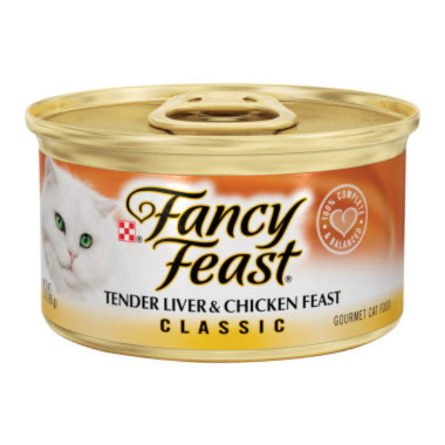 Fancy Feast Classic Gourmet Cat Food