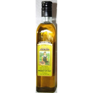 Sieco Extra Virgin Olive Oil Infused With Roasted Garlic 17 Oz