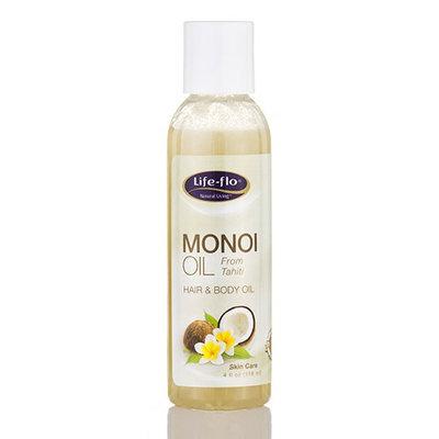 Monoi Oil Coconut Life Flo Health Products 4 oz Cream