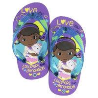 Disney Toddler Girl's Doc McStuffins Flip Flop Sandals - Pink 9