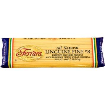 Ferara Pasta, Linguine Fine, 1-Pound (Pack of 20)
