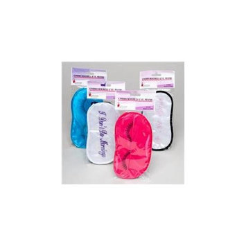 DDI 302217 Satin Eye Mask with Embroidered Trim Case Of 96