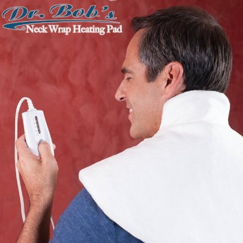 Dr. Bob's - Neck Wrap Heating Pad - Doctor Designed for Therapeutic Relief
