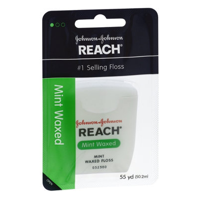 Reach Waxed Floss Mint