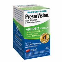 PreserVision Eye Vitamin AREDS 2 Formula