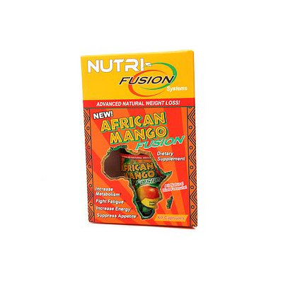 Nutri-Fusion Systems African Mango Fusion