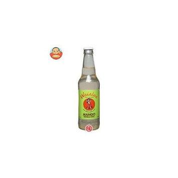 Waialua Soda Works, Mango, 4 x 12.00 OZ (Pack of 24)
