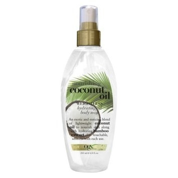 Organix OGX Nourishing Coconut Oil Weightless Hydrating Oil Body Mist - 6.8 oz