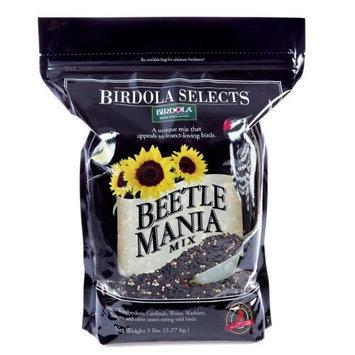 Birdola 54581 Beetle Mania Bird Food, 5-Pound