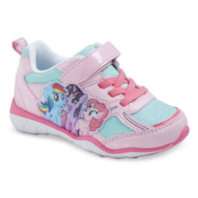 Toddler Girl's My Little Pony Jogger Sneakers - Pink 9