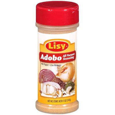 Lisy Adobo With Pepper, 5 oz