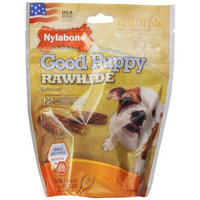 Nylabone Rawhide small Chicken Flavored Puppy Dog Treat