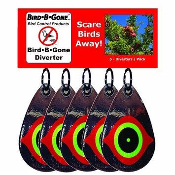 Bird B Gone Reflective Scare Bird Diverter (Set of 5)