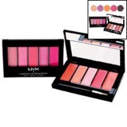 NYX Luscious Lip Gloss Pallet