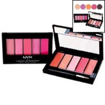NYX Luscious Lip Gloss Pallet