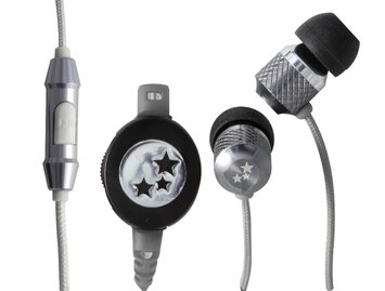Able Planet Sound Isolation Earphones Gray