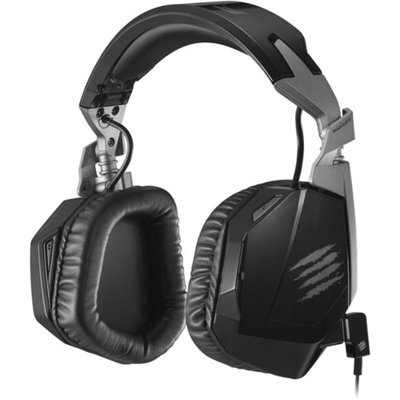 Mad Catz MCB434090002-02-1 Mad Catz R.E.Q. 3 Stereo Gaming Headset For Pc, Mac And Smart Devices