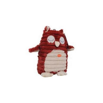 Patchwork Distribution Patchwork Pet Feathered Friends Dog Toy Hoot