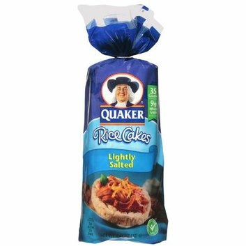 Quaker Lightly Salted Rice Cake