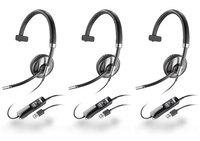 Plantronics Blackwire C710-M-3 Corded USB Headset