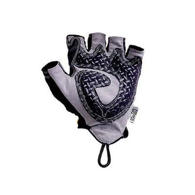 GoFit Diamond-Tac Weightlifting Glove Black medium