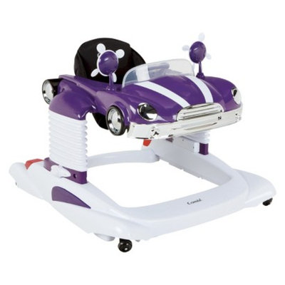 All-In-One Mobile Entertainer - Purple by Combi