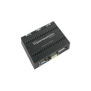 Matrox Graphics eXpansion Module TripleHead2Go - Digital Edition - video converter - DVI / VGA