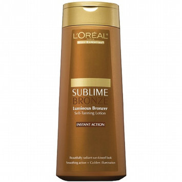 L'Oréal Paris Sublime Bronze Luminous Bronzer Self-Tanning Lotion