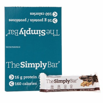 The Simply Bar 16g Protein Bars