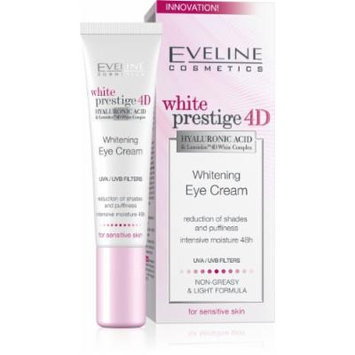 Eveline Cosmetics White Prestige 4D Whitening Eye Cream