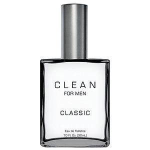 CLEAN Classic Eau de Toilette for Men - 1 oz