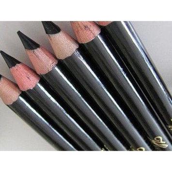 Bonita Black , Eyeliner, Pencil, with Sharpener La'piz De Para Ojos Easy to Use