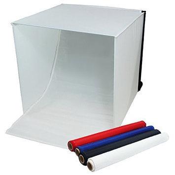 LoadStone Studio Continuous Lighting Kit - 50 W - Fabric