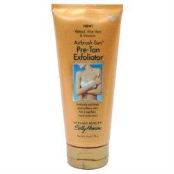 Sally Hansen® Airbrush Sun By Pre Tan Exfoliator