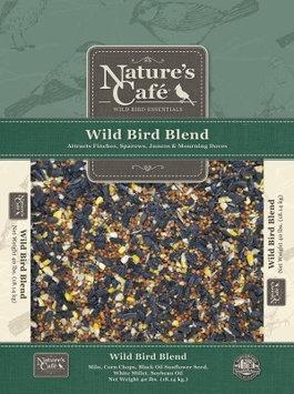 Nature's Cafe Natures Cafe NF41108 Wild Bird 40 lb.