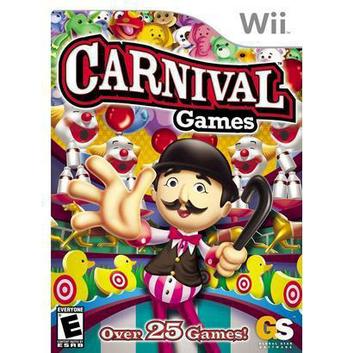 Nintendo Carnival Games ( Wii)