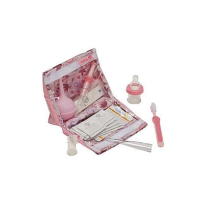 Safety 1st® Baby's 1st Complete Healthcare Kit - Pink
