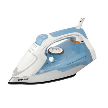 Impress Mid-Size Deluxe Steam Iron with Stainless Steel Soleplate, IM-8T