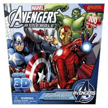 Cardinal Industries Avengers Super 3D Puzzle