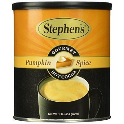 Stephen's Gourmet Hot Cocoa, Pumpkin Spice, 16-Ounce Cans (Pack of 6)