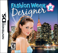 505 Games Fashion Week Junior Designer