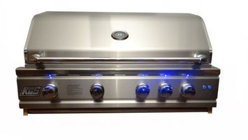 Rcs Gas Grills Pro Series Stainless Steel 38 Cutlass Grill with Blue LED - NG