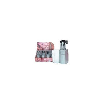 Cosmetique 5 Pieces Cosmetic Brush Set In Canister (Display of 12)