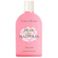Crabtree & Evelyn Pear and Pink Magnolia Bath and Shower Gel (250ml)
