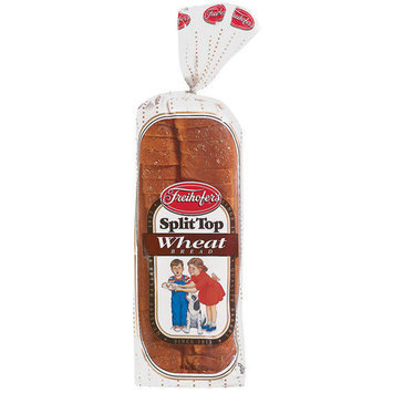 Freihofer's Wheat Split Top Bread, 20 oz