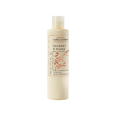 Caswell-Massey Oatmeal And Honey Foaming Bath And Shower Cream