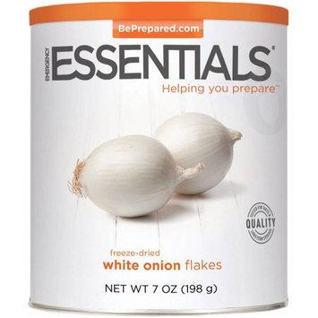 Emergency Essentials Freeze-Dried White Onions, 7 oz