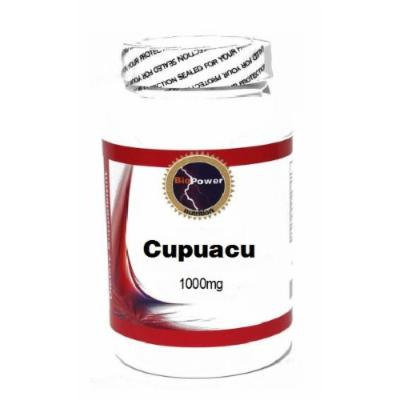 Cupuacu 1000mg 100 Capsules # BioPower Nutrition
